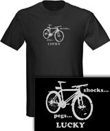 sledgehammer bike t-shirt