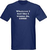 Napoleon Gosh t-shirt