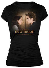 Robert Pattinson Edward Cullen t-shirt Kiss