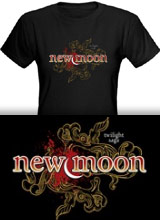 New Moon Logo t-shirt