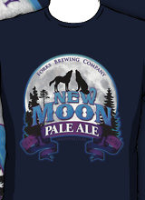 New Moon Pale Ale shirt