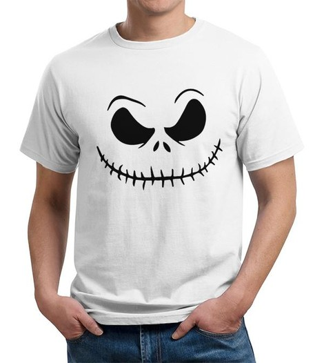 Jack Skellington Face Shirt