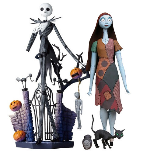 Nightmare Before Christmas Dolls, Toys, Action Figures