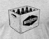Office Space Case of the Mondays shirt