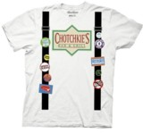 Office Space t-shirts Chotchkie's Costume