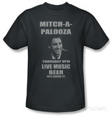 Old School Mitch-A-Palooza tee