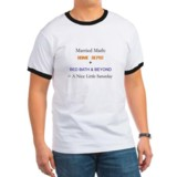Married Math shirt