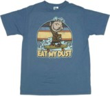 Eat My Dust Pigpen tee