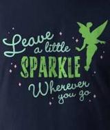 fairy Tinkerbell t-shirt