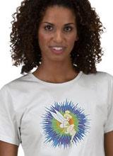 Burst Tinkerbell shirt