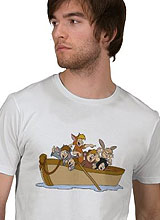 Peter Pan Lost Boys shirt