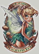 Tinkerbell Neverland t-shirt