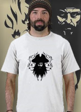 Pirates Blackbeard shirt