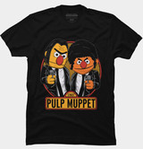 Bert and Ernie Pulp Fiction shirt