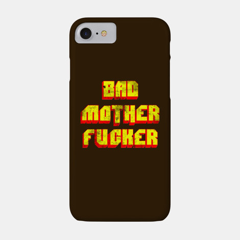 Pulp Fiction iPhone Case Bad Mother