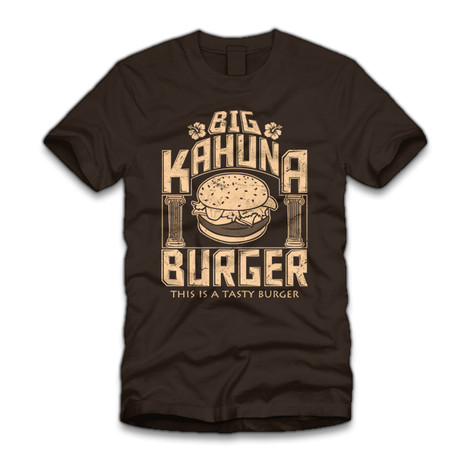Big Kahuna Burger shirt