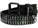 Punisher Leather Belt