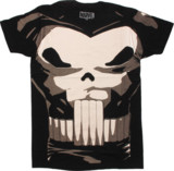 Punisher Costume t-shirt
