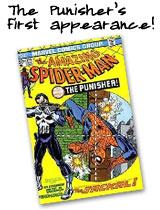Amazing Spider-Man #129 Punisher
