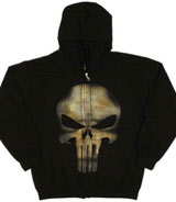 the Punisher hoodie sweatshirt