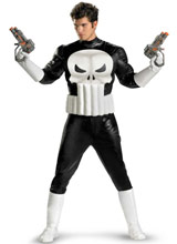 Frank Castle Punisher Costume