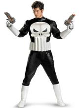 Frank Castle Punisher Costume