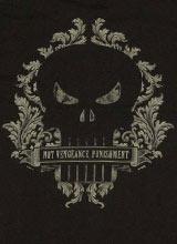 Not Vengeance Punisher t-shirts