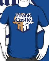 Frank Castle Marvel Punisher tee