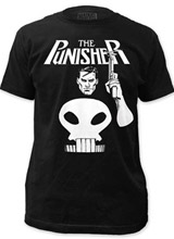 Punisher Rampage tee