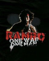 Rambo One War One Man
