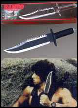 First Blood Rambo Knife United Cutlery
