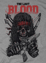 Rambo Last Blood tee