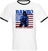 rambo no fear tee