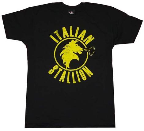 Rocky Italian Stallion shirts