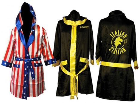 Rocky Costume Robes