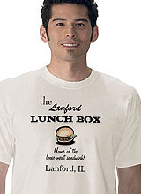 Lanford Lunch Box shirt