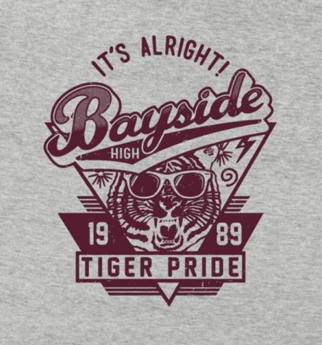 Bayside Mathlete t-shirt