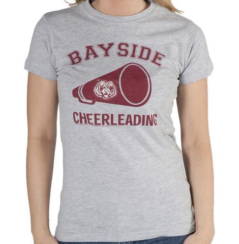 bayside cheerleading t-shirts