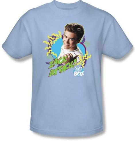 Zack Morris t-shirt