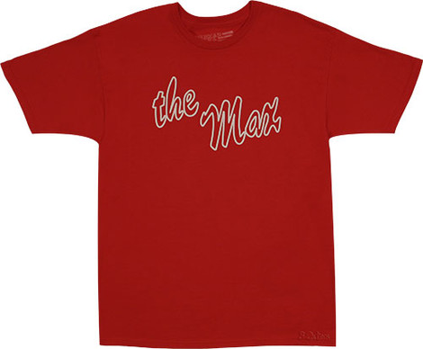 max logo saved by the bell t-shirt