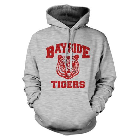 bayside tigers hoodie