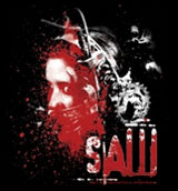 Saw movie shirt