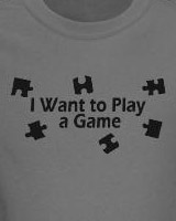 I Want to Play a Game Saw shirt