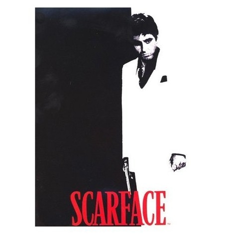 scarface blanket