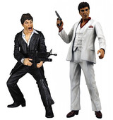 Scarface Toy Figure