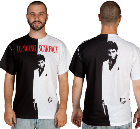Scarface All Over t-shirt