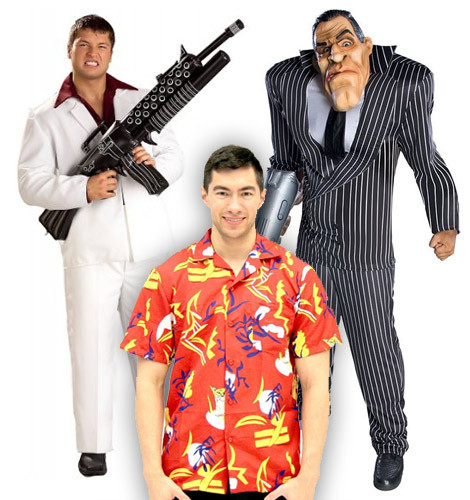 scarface costumes