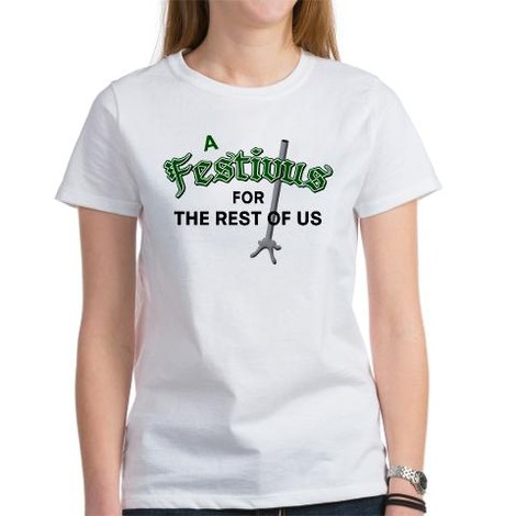 Seinfeld Festivus For the Rest of Us shirt