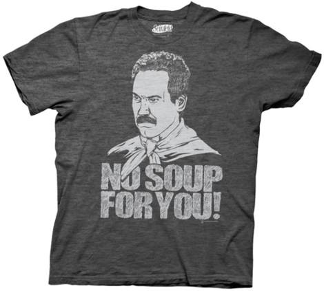 Soup Nazi t-shirt