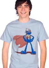 Super Grover tee